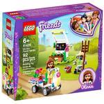 Lego Olivia's flower garden Constructor