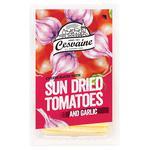 Сир Cesvaine твердий з в'яленими помідорами і часником 125г