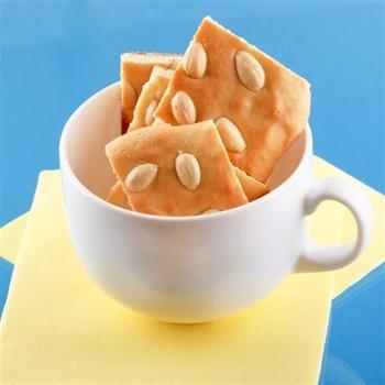 Десерт із мигдалем і фісташками