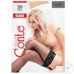 Conte Elegant Class Women's Stockings 20den 3-4s