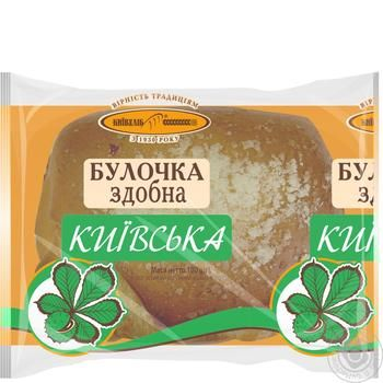Kyivkhlib Kiev bun 100g - buy, prices for Novus - image 4