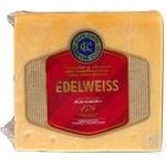 Сыр Клуб сыра Эдельвейс твердый 45%