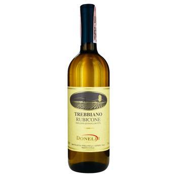 Donelli Trebbiano White Dry Wine 11% 0,75l