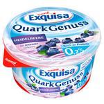 Exquisa Curd Dessert with Blueberries 0.2% 500g