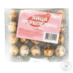 Яйца перепелиные Novus 20шт - купить, цены на Novus - фото 1