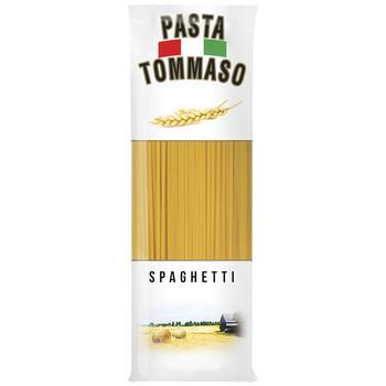 Макаронные изделия Pasta Tommaso спагетти 400г