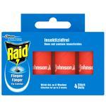 Raid Against Flies Adhesive Tape 4pcs