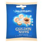 Драже Millennium Золотий горішок Фундук у білому шоколаді 50г