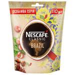 Кофе NESCAFÉ® Classic Brazil растворимый 110г