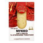 Mukko Cheese with Pesto and Sun-dried Tomatoes 49,2% 210g