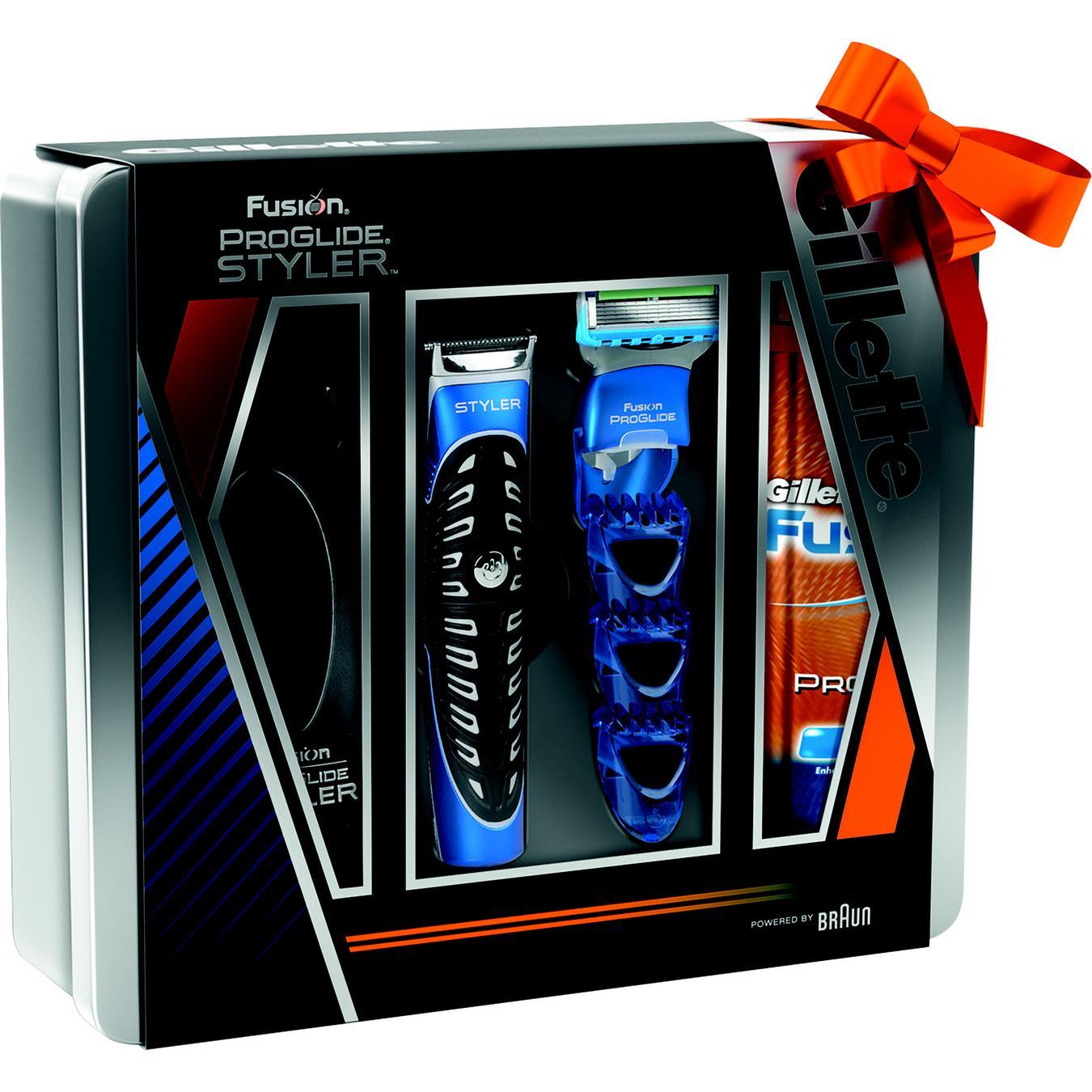 Gift Set Styler Gillette