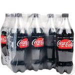 Beverage Coca-cola Zero strongly carbonated 1000ml