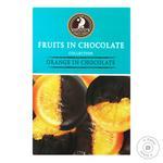 Конфеты Shoud'e апельсин в шоколаде 170г