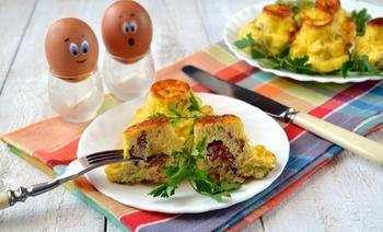 Яєчні мафіни