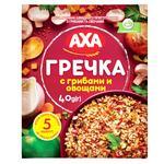 Каша гречана AXA з грибами і овочами швидкого приготування 40г