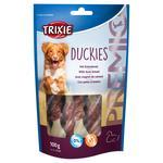 Лакомство для собак Trixie PREMIO Duckies утка 100г
