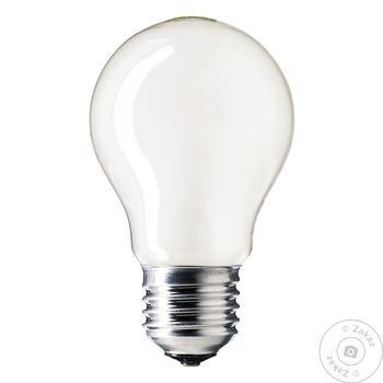 Лампа Philips A55 звичайна матова 60w Е27 FR - купить, цены на Novus - фото 2