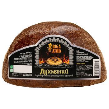 Хлеб Riga хлеб Душистый бездрожжевой 300г - купить, цены на СитиМаркет - фото 1