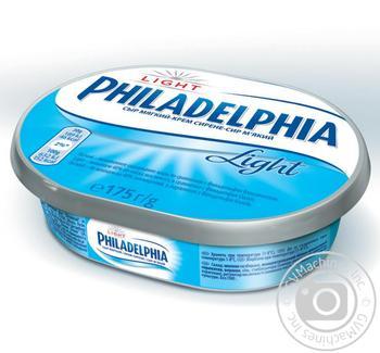 Скидка на Сыр Филадельфия легкая ТМ Филадельфия 175г