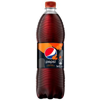 Напиток Pepsi со вкусом ананас-персик 1л