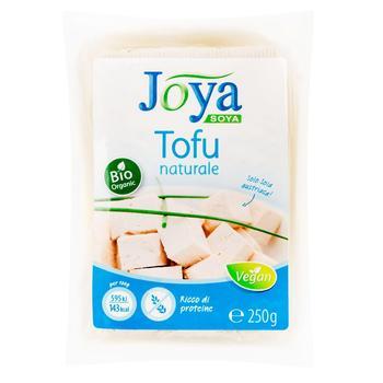 Сыр соевый Джоя Тофу обычный 250г - купить, цены на СитиМаркет - фото 1