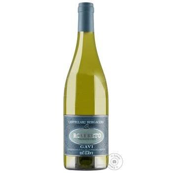Castellari Bergaglio Gavi di Gavi Rovereto Wine white dry 13% 0,75l - buy, prices for MegaMarket - image 2