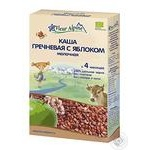 Pap Fleur alpine milky with apple for children from 4 months 200g