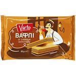 Varto Chocolate Flavored Wafers 80g
