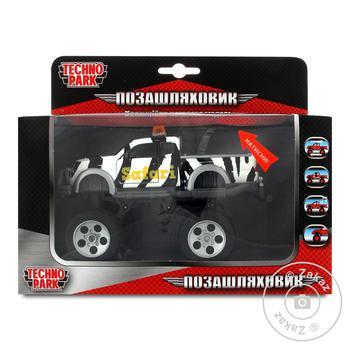 Technopark Safari SUV Toy Car