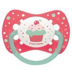 Пустышка Canpol Babies Cupcake 23/282 0-6мес симметрическая в ассортименте