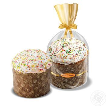 Кекс Киевхлеб Праздничный пасхальный 450г - купить, цены на Novus - фото 1