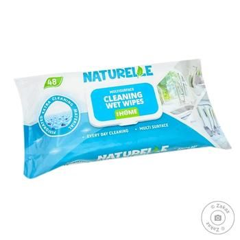 Naturelle Multi Surface Cleaning Wet Wipes 48pcs