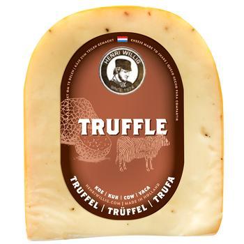 Henri Willig Gouda Cheese with Truffle 200g
