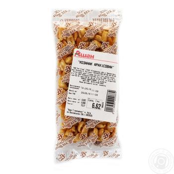 Козинак Золотий вік арахісовий ваговий - купити, ціни на Ашан - фото 1