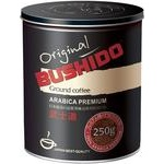 Ground coffee Bushido Original 250g Switzerland