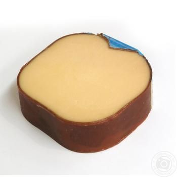 Сир Копчений вершковий Shellton ваг