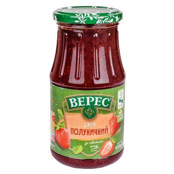 Veres Jam strawberry 630g - buy, prices for Tavria V - image 2