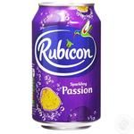 Rubicon with passionfruit non-alcoholic beverage 330ml