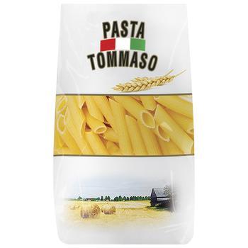 Макаронные изделия Pasta Tommaso перья 400г