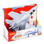 Іграшка Polesie літак-винищувач