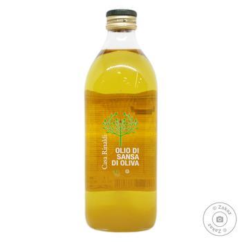 Масло Casa Rinaldi Sansa оливковое рафинированное 1л - купить, цены на Novus - фото 1