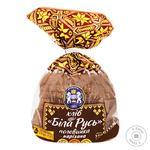 Хлеб Кулиничи Белая Русь ржаной нарезанный половинка 350г