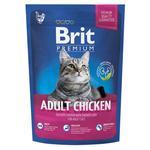Сухий корм для котів Brit Premium Cat Adult Chicken курка 300г
