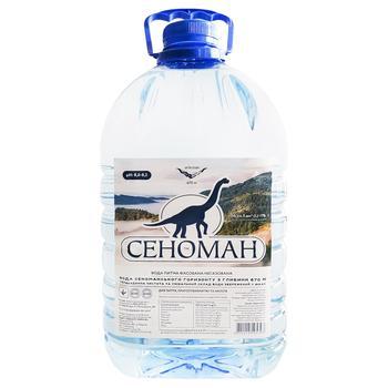 Senoman Non-carbonated Mineral Water 5l