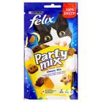 Delicacy Felix Party mix for cats 60g