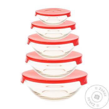 Набор пищевых контейнеров Alpina AL11508 10шт - купить, цены на Таврия В - фото 1