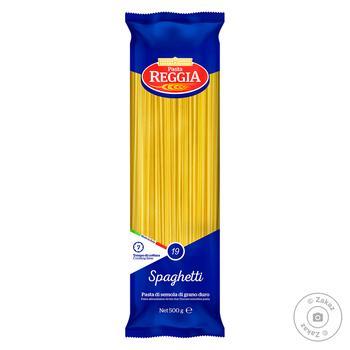 Вироби макаронні Pasta Reggia спагетті 500г - купити, ціни на Novus - фото 1