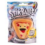 Stikballs Pizza Slime Toy