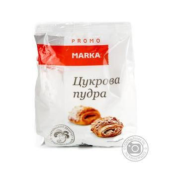 Powdered sugar Marka promo Private import for baking 250g - buy, prices for Novus - image 1