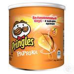 Potato chips Pringles with paprika taste 40g
